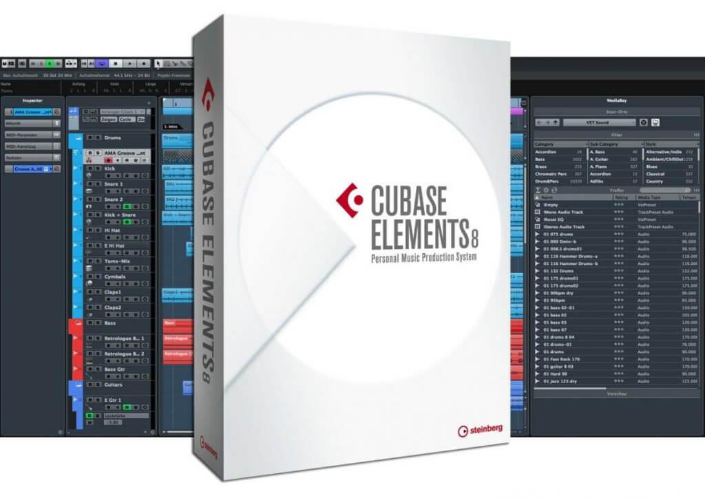Cubase-Elements-Mac-Crack