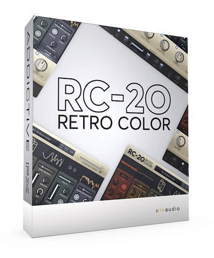 Rc 20 Retro Color Crack